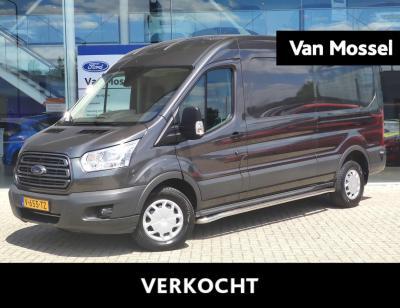 Ford Transit GB 330 L3H2 TDCi 130pk FWD Trend | Navi | Cruise control | PDC v+a | LS