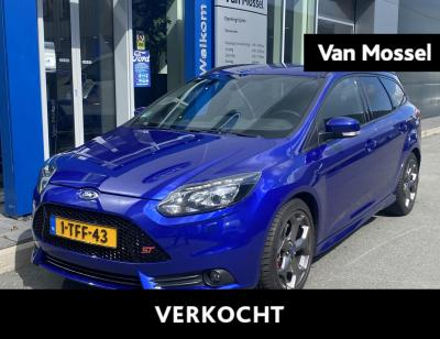 Ford Focus Wagon 2.0 250pk ST-3 NLD auto  | Leder | Xenon | 18