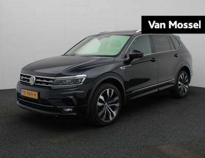 Volkswagen Tiguan Allspace 2.0 TDI 4Motion Highline Business R 7p. > | R-Line | Trekhaak | Pano.Dak | 4-Motion |